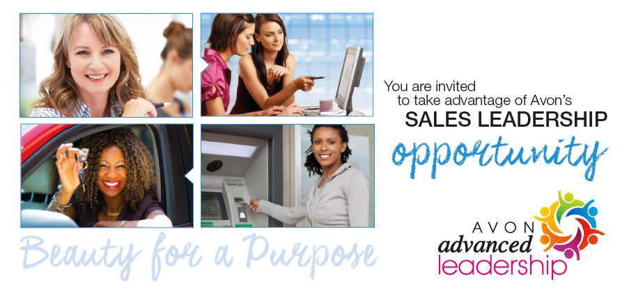 Avon Sales Leadership Resources - iloveavon